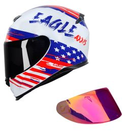 COMBO---CAPACETE-AXXIS-EAGLE-INDEPENDENCE-BRANCO---VISEIRA-ROSA